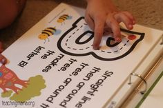 Preschool literacy 101 goes through the basics of what to teach preschoolers in the subjects of writing, reading, and oral language.