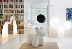Studio Eero Aarnio furniture and lighting