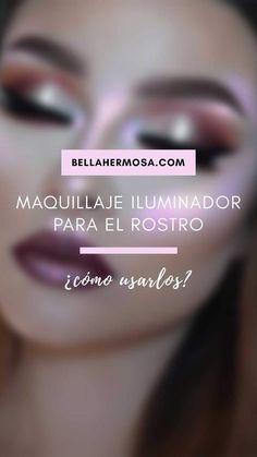 tenemos para ti cómo usar el maquillaje iluminador para el rostro,conoce los diferentes tipos disponibles en el mercado y cómo elegir el ideal para ti.