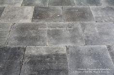 Pavé Tile, Wood & Stone, Inc. > Antique Belgian Blue Stone Pavers: First Choice Antique Belgian Bluestone Pavers