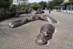 Mirando al mundo con sentimientos: Esculturas urbanas alrededor del mundo