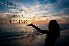 God calls you....
