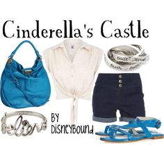 """""""Cinderella's Castle"""" by lalakay"""