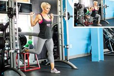 Want a lean and lovely lower body? Jessie Hilgenberg will show you exactly how to do it! All you have to do is follow this workout.