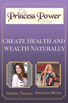 Creating health and wealth naturally is what most of us struggle at, listen to our latest podcast to find out how you can create health and wealth naturally. Princess Power, Business Advisor, We Energies, Your Brain, Wealth, Wifi, How To Find Out, Budgeting, Advice