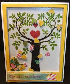 Shay & J Crafts: September stamp of the month