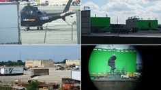 Worlds Finest News | Lex Corp Choppers Revealed in New Batman v Superman Set Photos