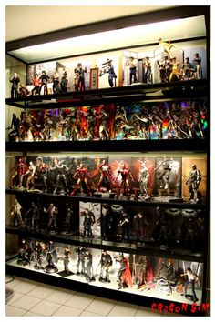 Amazing collections and display ideas