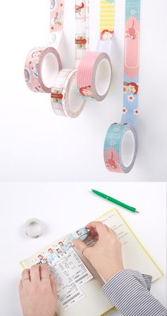 Anne of Green Gables Masking Tape