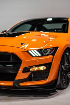 The Ford Mustang GT is an American car manufactured by Ford. In the generation Ford Mustang is a thoroughly modern rear drive performance coupe. Ford Mustang Shelby Gt500, Mustang Cars, Mustang Bullitt, Ford Shelby, Best American Cars, Ford Trucks, Pickup Trucks, Diesel Trucks, Lifted Trucks