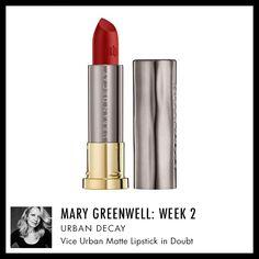 URBAN DECAY Vice Urban Matte Lipstick in Doubt