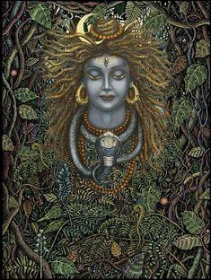 474 Best Lord Shiva Images Hindu Art Indian Gods Shiva Art