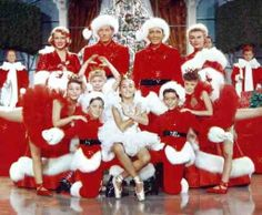 """White Christmas is a 1954 American musical film directed by Michael Curtiz & starring Bing Crosby, Danny Kaye, Vera-Ellen, & Rosemary Clooney. Filmed in Technicolor, White Christmas features the songs of Irving Berlin, including the title song, """"White Christmas"""". Produced & distributed by Paramount Pictures, the film is notable for being the first to be released in VistaVision, a wide-screen process developed by Paramount that entailed using twice the surface area of standard 35mm film."""
