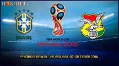 Prediksi Brasil vs Bolivia 07 Oktober 2016