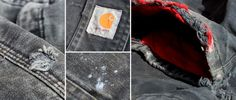 Carhartt bibs don't just tell stories of what we do, they paint pictures of who we are.