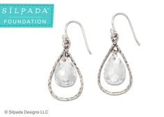 Love these. Plus silpada will donate 10 to benefit women and children
