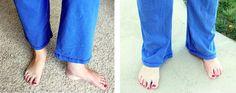 Als je je kleren per ongeluk laat krimpen in de was, gebruik deze simpele stappen om het om te keren!