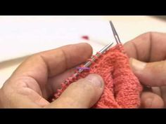 "How to Knit a Sock. Says ""intermediate"", but I've been knitting for only 3 weeks and I did it! Best sock tutorial out there! http://www.youtube.com/playlist?list=PLB903F90C55519E63"