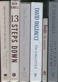 Shades of Gray Books set of 6  Monochrome grey by CalhounBookStore, $18.99