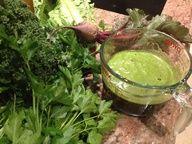 Raw Food Green Juice!