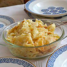 Croatian MLINCI (Baked Noodles) Recipe