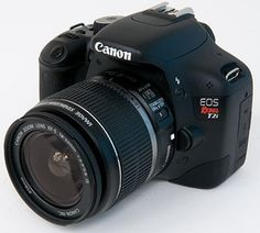 Tips and tricks for those with a DSLR!