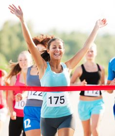 Real Women's Tricks for Completing a Marathon