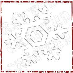 Snowflake #3 Snowflakes, Xmas, Diy, Crafts, Women, Calendar, Bricolage, Manualidades, Snow Flakes