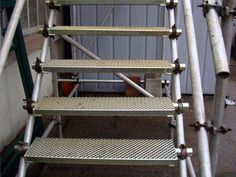 Apollo Scaffold Services Stair Treads & Public Access Steps - Image 4