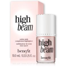 high beam liquid highlighter ❤ liked on Polyvore featuring beauty products, makeup, eyebrow makeup, eye brow makeup, brow makeup and eyebrow cosmetics