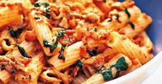 Für dieses Gericht aus Kampanien solltest du unbedingt Büffelmozzarella nehmen. Am besten heiß servieren.