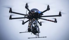 The word drone may conjure images of warfare or a future of constant surveillance, but unmanned aerial vehicles are being used for a wide variety of purposes.