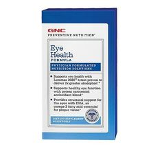 GNC Preventive Nutrition Eye Health Formula 60 softgels *** Want to know more, click on the image.