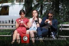 Keira Knightley, Hailee Steinfeld and Mark Ruffalo
