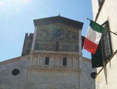 Basilica di San Frediano, Lucca
