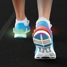 BOGO|Night-Runner LED-Glow Shoe Clip