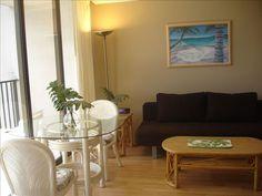 Hotel vacation rental in Waikiki from VRBO.com! #vacation #rental #travel #vrbo