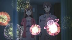 As avid anime watchers know there are many tropes in anime and this time I'm talking about the fireworks episode. Like the beach episodes sometimes this cliche comes hand in hand, and usually this is a monumental moment of characterization or drama peak.     #anime #fireworks Let Them Talk, Let It Be, Hanabi, Fireworks, Anime, Drama, In This Moment, Tips, Beach