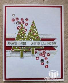 Magical Scrapworld: A merry little wish.....carte de CYNTHIA Van der Wilk: http://magicalscrapworld.blogspot.nl/2014/12/a-merry-little-wish.html