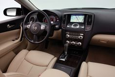 AUTO REVIEW: 2012 Nissan Maxima 3.5 SV (Sponsored by State Farm Insurance)   SILICONEER   JULY 2012