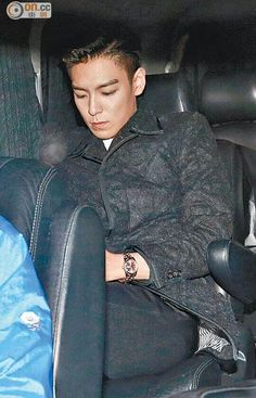 Tabi going to the after party of MAMA