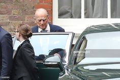 Prince Philip, Duke of Edinburgh, wearing his Order of The Merit, returns to his car to be driven to Buckingham Palace after a service for members of The Order of The Merit at St James's Palace on May 4, 2017 in London, England. Buckingham Palace today announced the Duke of Edinburgh is to retire from Royal duties and will no longer carry out public engagements from the autumn of 2017.