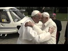 Vatican Television premieres documentary on transition from Benedict XVI to Pope…