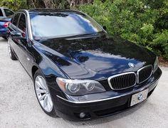 BMW 7 Series Lease Car Program
