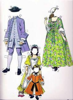 AMERICAN FAMILY OF THE COLONIAL ERA (Familia) - slliver20002001@y socialstudy - Picasa Web Albums