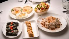 Abla's is a culinary anchor, for anyone
