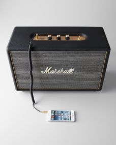 Marshall iphone amp