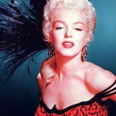 Marilyn Monroe's Legendary Red Dress Up For Sale