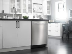 Quick Tips: 3 Ways to Care for Your Dishwasher