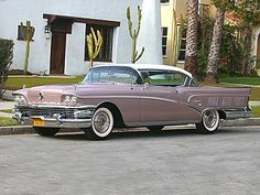 """The 1958 Buick Limited has made at least one """"ugliest cars ever made"""" list that I recall--Life magazine, if I'm not mistaken."""